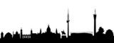 Fototapety Hannover Skyline