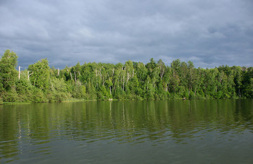 Sweeney Lake - Wisconsin