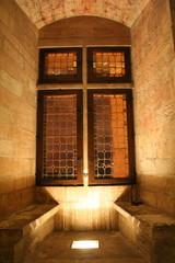 Fenêtre du Palais des papes