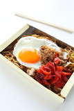 Japanese Fried Noodles with egg