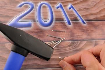 2011 knock on wood