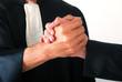 Justice - Engagement entre avocat et son client - 26818713