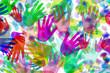hands background