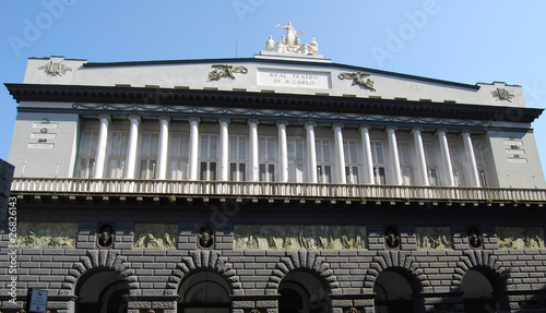 Napoli - Real Teatro San Carlo - 26826143