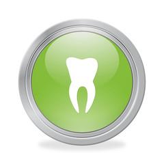 Bottone 3D Dente