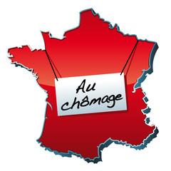 France au chômage