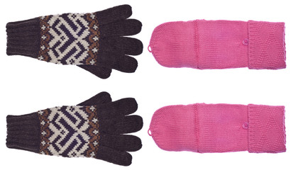 Gloves and Mittens for Male and Female