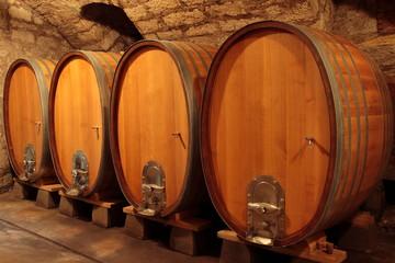 Barrique, Rotwein, Eichenfässer,  Weinfässer, Holzfässer