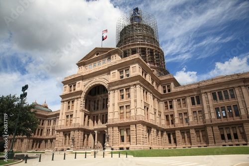 Texas State Capitol - Austin