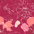 roleta: Colorful seamless wallpaper
