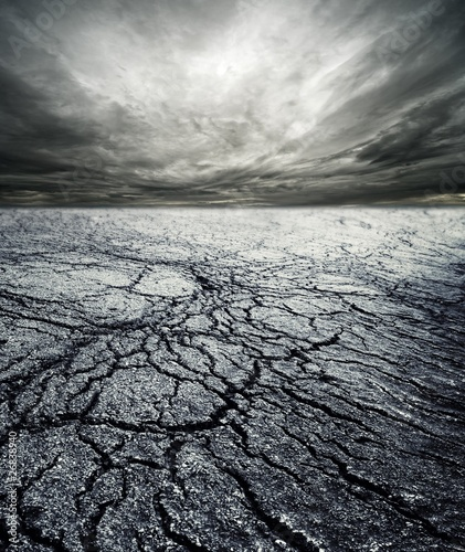 Burza na pustyni