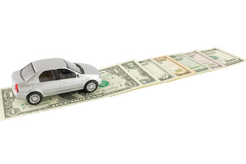 The automobile and dollars