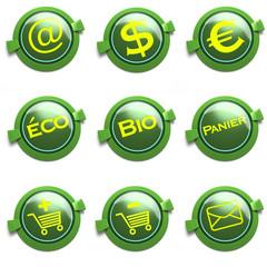 boutons web
