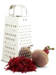 Grater and beets