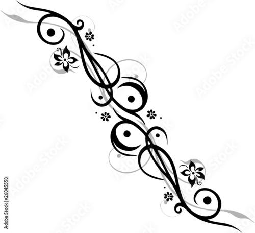 tattoo tribal mit blumen bl ten feminin floral flora stockfotos und lizenzfreie vektoren. Black Bedroom Furniture Sets. Home Design Ideas