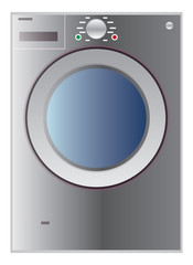 washing & dryer machine