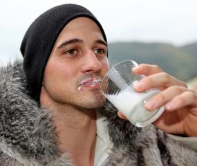 Milchtrinker 18