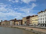Am Arno,Pisa,Toskana,Italien poster