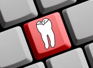 Rund um gesunde Zähne online