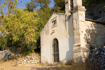Chiesa rupestre di San Lucia