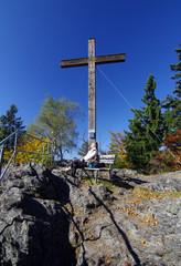 Ruhe und Entspannung am Berg