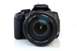 DSLR Camera - front view - 26866764