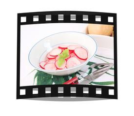 Radieschensalat