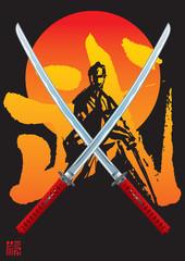 刀と侍/武