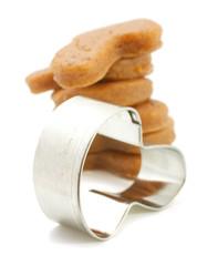 Cookie cutter - mushroom