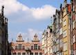 Altstadt von Gdansk (Danzig)