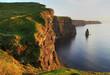 Cliffs of Moher ot sunset - Ireland