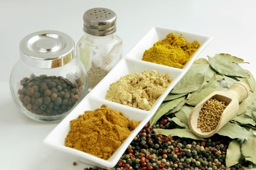 spices in my kitchen