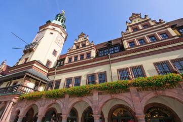 Altes Rathaus - Leipzig, Germany