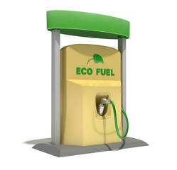 Eco Fuel station