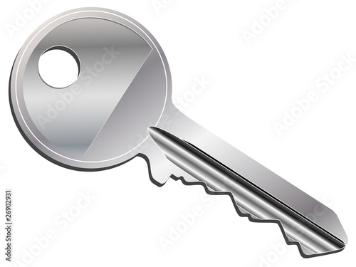Sample isolated vector key - 26902931