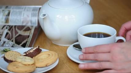 Kaffezeit