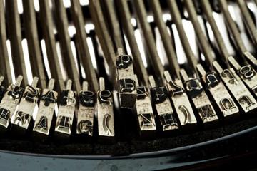 Antike, alte Schreibmaschine