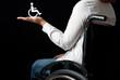 Mein Rollstuhl und ich