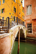 Small bridge in Venice