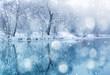 Leinwandbild Motiv winter time