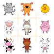 Fototapeten,tier,katze,schwein,pferd