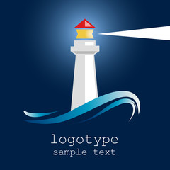 Logo lighthouse