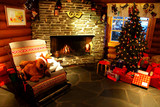 Fototapety Christmas home