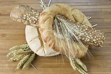 Nuestros panes.