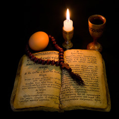 Prayer Book.