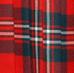 Scottish Tartan Scott Modern
