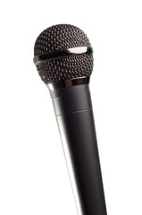 microphone isolated