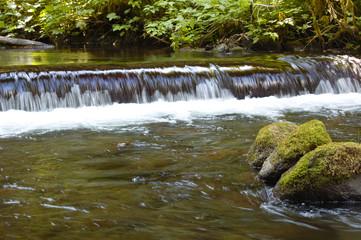 Lost Creek near Mt. Hood in Oregon
