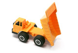 Toy Construction Tipper