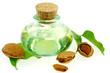 huile d'amandes douces